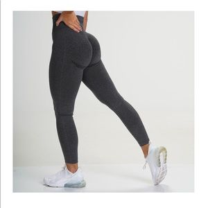 NVGTN NO CONTOUR Black Speckled Leggings